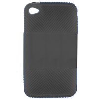 Bytech Silicone case for Blackberry Torch (Black) - COV801TCH - IN STOCK