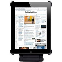 Case Logic Rotating Rubber High Stand for iPad 2 - ISH-30 / ISH30 - IN STOCK