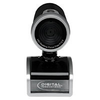 Digital Innovations 720p HD Chat Webcam - 4310700 - IN STOCK