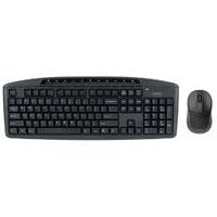 Digital Innovations Wireless Multimedia Keyboard plus EasyGlide Mouse - 4270200 - IN STOCK