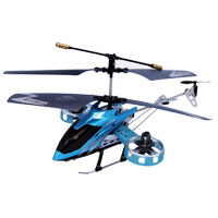 Odyssey Avatar Droir 8 in. Gyro Controlled Helicopter - ODY-516B / ODY516B - IN STOCK