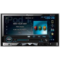 Pioneer In-Dash 2-DIN DVD Receiver with 7.0 in. LCD - AVH-P8400BH / AVHP8400 - IN STOCK