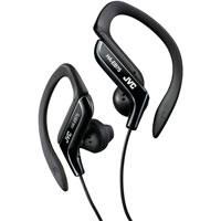 JVC Sports Clip Headphone - HAEB75B - IN STOCK