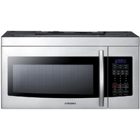 Samsung SMH1713S 1.7 Cu. Ft. 1000W Stainless Over-the-Range Microwave - SMH1713S - IN STOCK