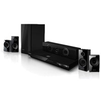 Samsung 5.1 Channel 3D Blu-Ray Home Theater System - HT-E5500W / HTE5500 - IN STOCK