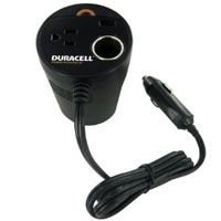 Duracell 130W Power Inverter with 2.1 Amp USB Port - DRINVC130 - IN STOCK