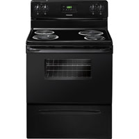 Frigidaire FFEF3011LB 4.8 Cu. Ft. Black Freestanding Coil Range - FFEF3011LB - IN STOCK