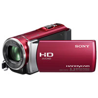 Sony Full HD 8GB Flash Memory Camcorder - HDR-CX210/R / HDRCX210R - IN STOCK