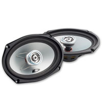 Alpine 6 in.x9 in., 280W, 2-Way Speakers - SXE-6925S / SXE6925S