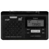Oregon Scientific Desktop NOAA Weather Alert Radio - WR608 - IN STOCK
