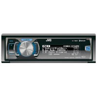 JVC CD receiver with AM/FM tuner - KD-R80BT / KDR80 - IN STOCK