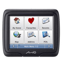 Mio 3.5 in. GPS Navigation System - R303 - IN STOCK