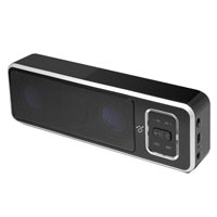 Aluratek Bluetooth Wireless Speaker - ABS02F - IN STOCK