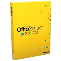 Microsoft Office for Mac Home and Student 2011 - GZA-00136 / GZA00136 - IN STOCK