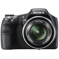 Sony Cyber-Shot 18.2 Megapixel Digital Camera (Black) - DSC-HX200V / DSCHX200 - IN STOCK