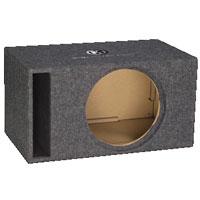 Memphis Audio 10 in. Single Vented Subwoofer Enclosure - 15PE1X10V2 - IN STOCK