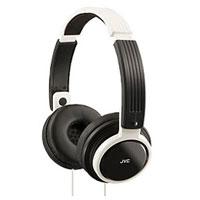 JVC RIPTIDZ On-Ear Headphones - HA-S200W / HAS200W - IN STOCK