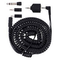 G.E. Complete Headphone Extension Kit With 5 Adapters - 73823 - IN STOCK