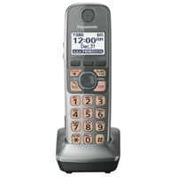 Panasonic Extra Handset for 4 Series Cordless Phones - KX-TGA470S / KXTGA470S - IN STOCK