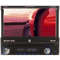 Dual 7 in. DVD Multimedia Receiver - XDVD1170 - IN STOCK