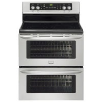 Frigidaire Gallery FGEF306TMF 7 Cu. Ft. Stainless 50/50 5 Burner Double Oven Range - FGEF306TMF - IN STOCK