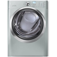 Electrolux EIMED60LSS Electric 8.0 Cu. Ft. Silver Sands Front Load Dryer - EIMED60LSS - IN STOCK