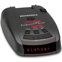 Beltronics Pro 100 Professional Series Laser/Radar Detector - PRO100 - IN STOCK