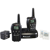 Midland 22 Channel 2-Way GMRS Radio - LXT500VP3 - IN STOCK