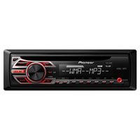 Pioneer CD Receiver with Aux Input - DEH-150MP / DEH150 - IN STOCK