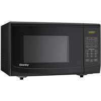 Danby DMW7700BLDB 0.7 Cu. Ft. 700W Black Countertop Microwave Oven - DMW7700BLDB - IN STOCK