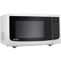 Danby DMW7700WDB 0.7 Cu. Ft. 700W White Countertop Microwave Oven - DMW7700WDB - IN STOCK
