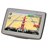 TomTom 4.3 in. GPS Navigation System (Factory Re-Certified) - VIA 1435  / VIA1435 - IN STOCK