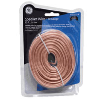 Jasco 100 ft. Speaker Wire - 72644 - IN STOCK