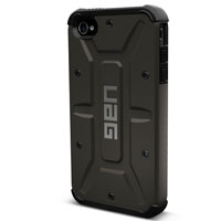 Urban Armor Gear iPhone 4/4S Composite Case With Impact Resistant Bumpers (Moss) - UAGIPH4SMOSB - IN STOCK