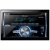 Pioneer CD Receiver with USB/AUX/Bluetooth - FH-X700BT / FHX700 - IN STOCK