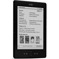 Amazon 6 in. Kindle E-Reader - B006ZZEUXM / PV5003 - IN STOCK