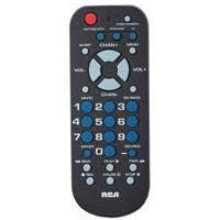 RCA Universal Remote Control with 3 Functions - RCR503BR / RCR503 - IN STOCK