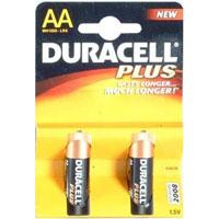 Duracell AA Alkaline Batteries (Pair) - MN1500B2 - IN STOCK