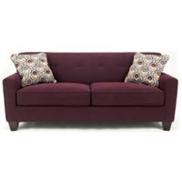 Ashley Signature Design Danielle Eggplant Polyester Sofa - 1880038 - IN STOCK