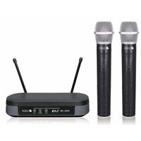 Britelite Two Professional Microphones and Wireless Receiver - MC-2000 / MC2000 - IN STOCK