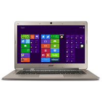 Acer Aspire 13.3 in., Intel Core i7-3517UB, 4GB RAM, 128GB Hard Drive, Windows 8, Ultrabook - S3-391-9499 / S33919499 - IN STOCK