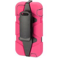 Griffin Survivor Case iPhone 5 (Pink) - GB35678 - IN STOCK