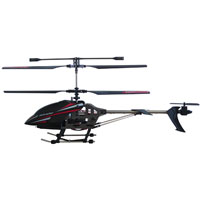 Odyssey Quantum 18 in. Gyro Helicopter (Black) - ODY-352B / ODY352B - IN STOCK