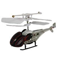 Odyssey Quark Micro Helicopter (Black) - ODY-7500B / ODY7500B - IN STOCK