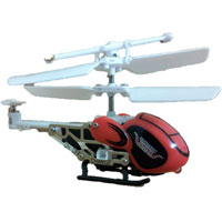 Odyssey Quark Micro Helicopter (Red) - ODY-7500R / ODY7500R - IN STOCK