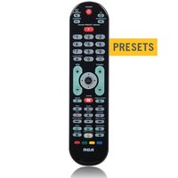 RCA 4 Device Universal Remote - RCRPS04GR - IN STOCK