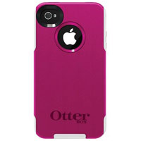 OtterBox Commuter Series iPhone 4/4S Case (Pink) - APL4-I4SUN44 / APL4I4SUN44 - IN STOCK