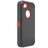 OtterBox Defender Series iPhone 5 Case (Orange/Grey) - 7722116 - IN STOCK