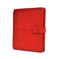 Bytech 10 in. Universal Tablet Case (Red) - UNI-10-RED / UNI10RED - IN STOCK