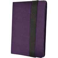Bytech Universal 7 in. Tablet Case (Purple) - UNI-7-PPL / UNI7PPL - IN STOCK
